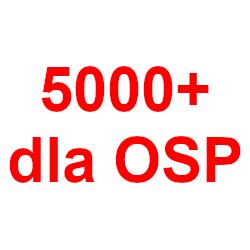 5000+ dla OSP